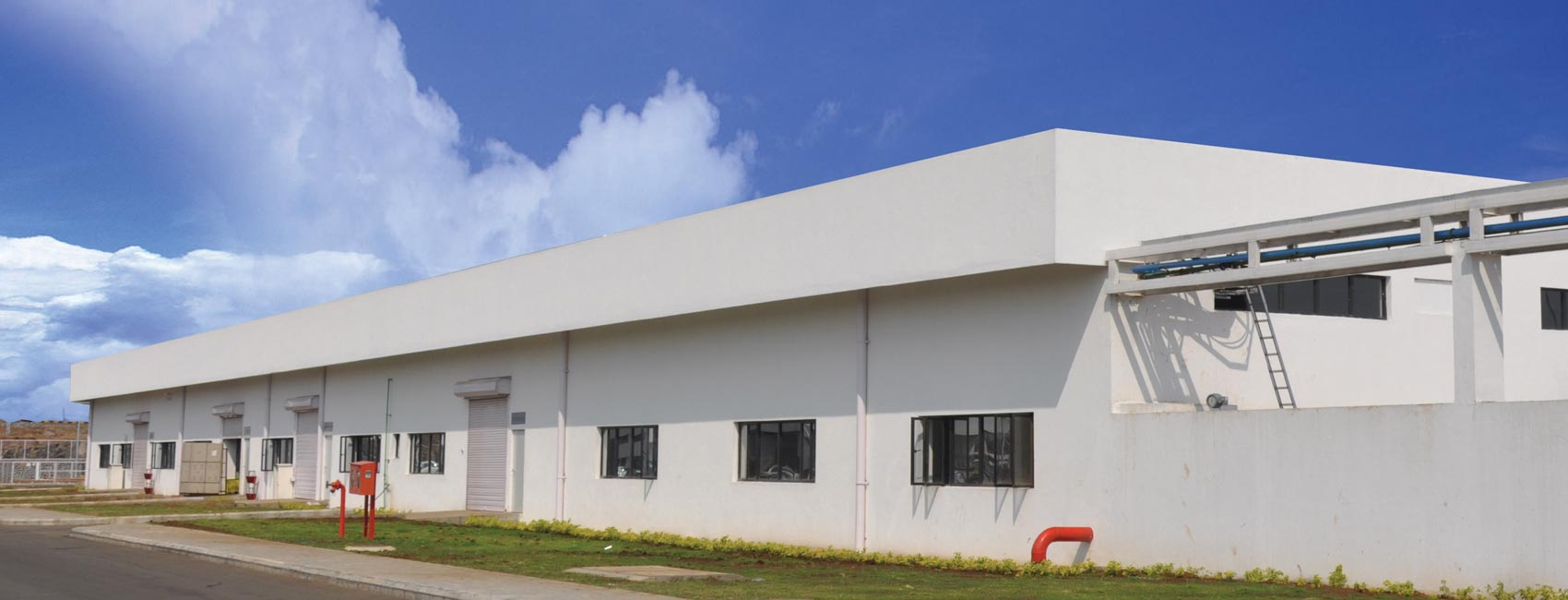 Mercedes Benz India Phase I Devi Construction Company